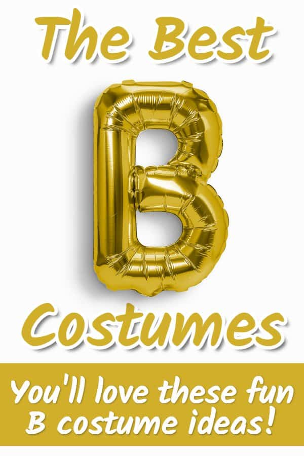 costumes that start with b