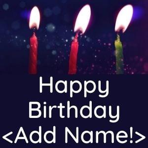custom happy birthday image