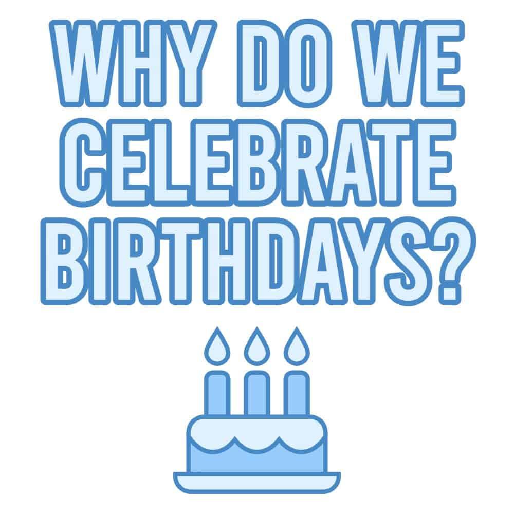 why do we celebrate birthdays
